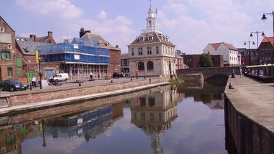 Riverin Kings Lynn (© By Immanuel Giel (Own work) [Public domain], via Wikimedia Commons)