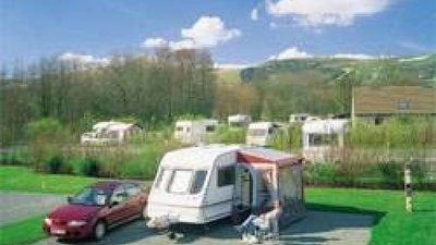 Picture of Losehill Caravan Club Site, Derbyshire