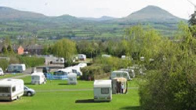 Picture of Anchorage Caravan Park, Powys