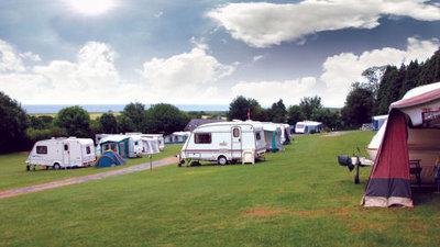 Picture of Llanystumdwy Camping and Caravanning Club Site, Gwynedd