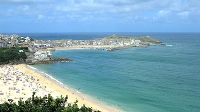 St Ives (© By waterborough (photo shooting) [Public domain], via Wikimedia Commons)