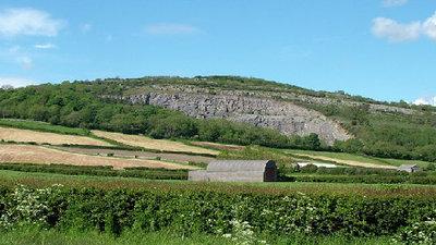 Wonderful hills nearby