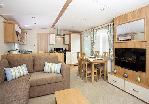Photo of Holiday Home/Static caravan: Superior 2-Bed Pet-Friendly Caravan