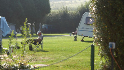 Picture of California Cross Camping and Caravanning Club Site, Devon