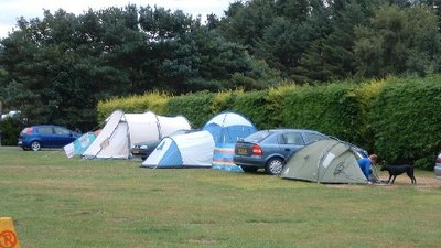 Picture of Roundwood Caravan And Camping Park, Wicklow