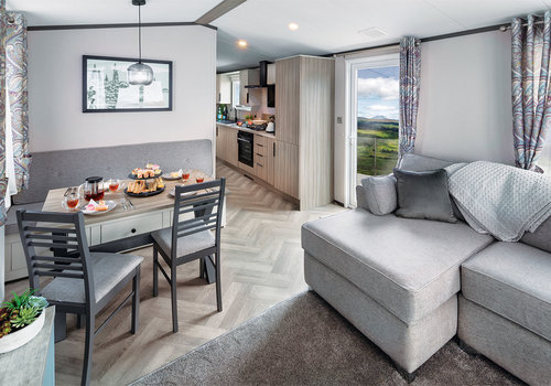 Photo of Holiday Home/Static caravan: New 2-Bed Victory Lochwood