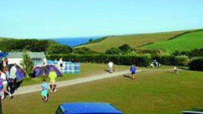 Picture of Karrageen Caravan & Camping Site, Devon