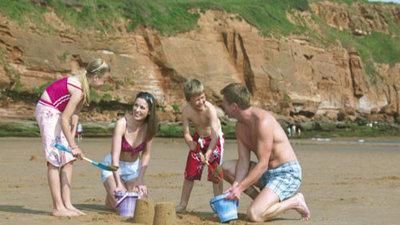 Picture of Devon Cliffs Holiday Park, Devon, South West England