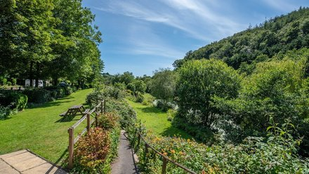 Hidden Valley Ilfracombe, Devon - Hidden Valley Touring and Camping Park