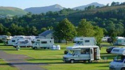 Picture of Brynich Caravan Park, Powys