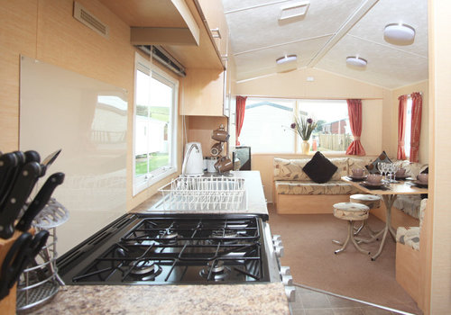 Photo of Holiday Home/Static caravan: Classic 3 Bed 12' Wide Dog Friendly Caravan