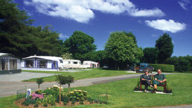 Picture of Cae Mawr Caravan Club Site, Isle of Anglesey, Wales
