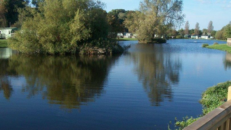Riverside Lake