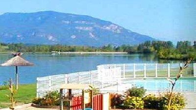 Picture of CAMPING DU LAC DU LIT DU ROI, Savoie