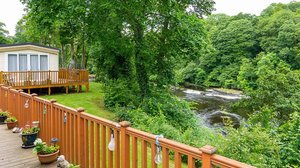Holiday in Richmond, North Yorkshire - Winston Bridge Country Park