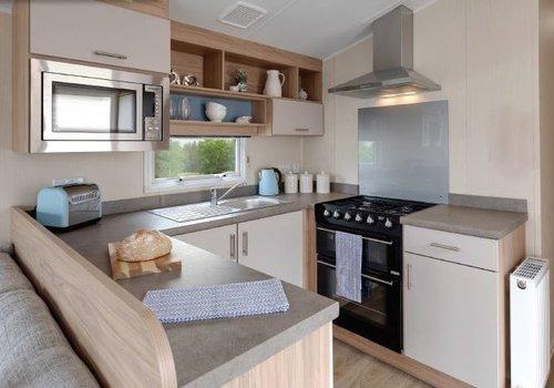 Photo of Holiday Home/Static caravan: Luxury Plus 2-Bed Pet-Friendly Caravan