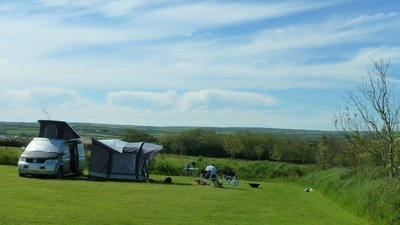 Adults-only campsite, Devon - Devon campsite for adults only