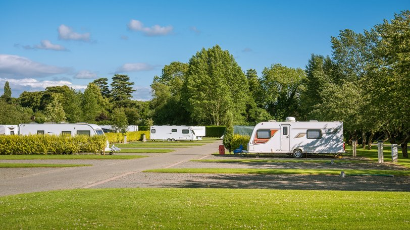 Riverside holidays in Herefordshire - Arrow Bank Holiday Park Leominster