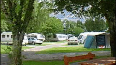 Picture of Fossa Caravan and Camping Park, Kerry