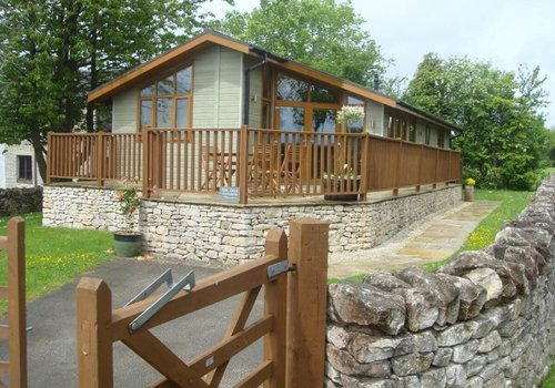 Photo of Lodge: 2-Bed Deckhouse Lodge
