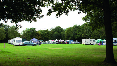 Picture of Kelvedon Hatch Camping and Caravanning Club Site, Essex
